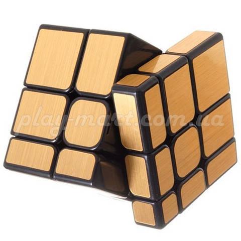 Зеркальный кубик Рубика 3х3 MoYu Mirror Gold