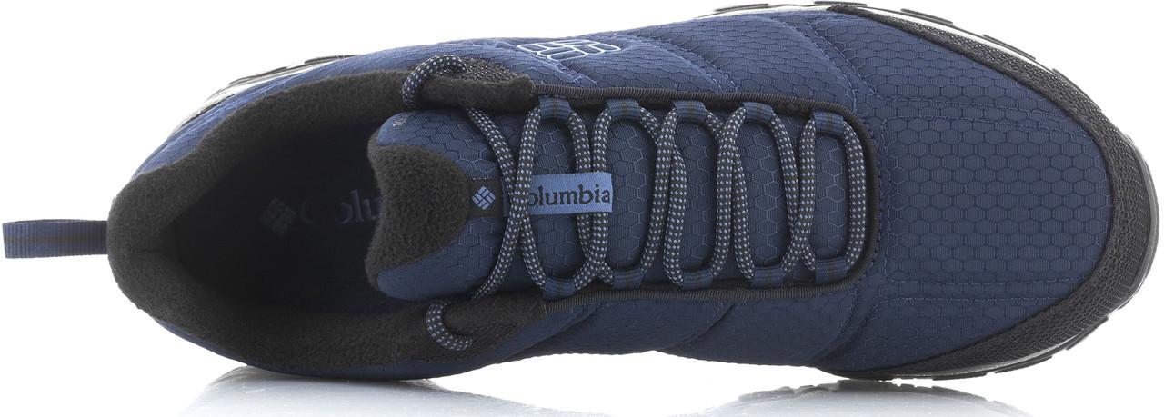 2e23c3fc ... Кроссовки мужские COLUMBIA FIRECAMP FLEECE II D2097 темно-синие, фото 3