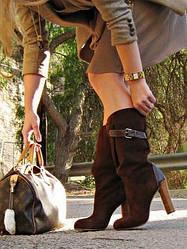 Как продлить жизнь обуви из натуральной замши