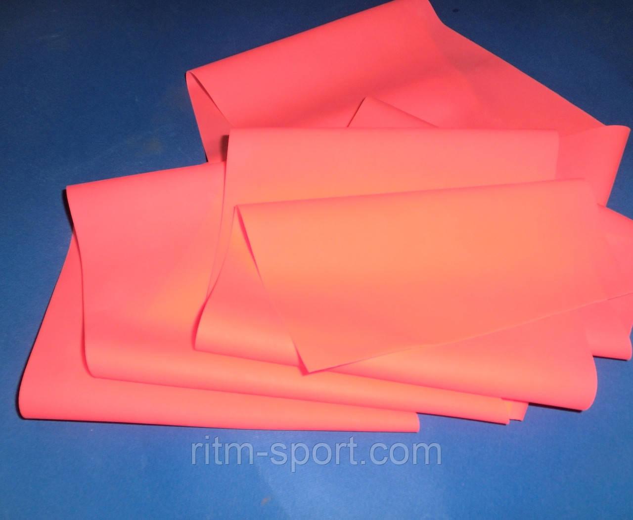 Лента эластичная для фитнеса 180 см (жесткость 1 - 20 кг)
