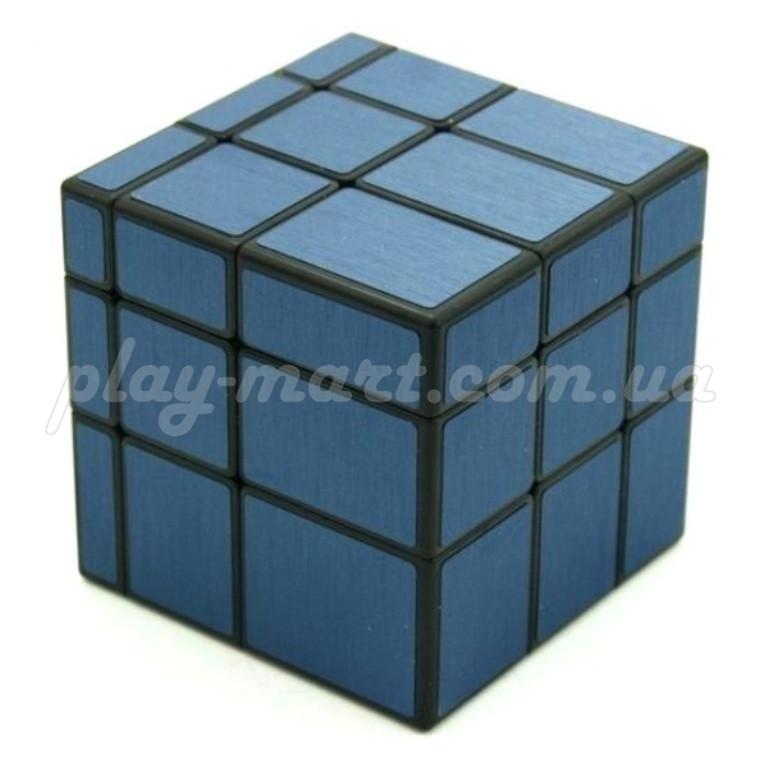 Зеркальный кубик Рубика 3х3 QiYi Mirror block Blue