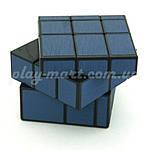 Зеркальный кубик Рубика 3х3 QiYi Mirror block Blue, фото 2