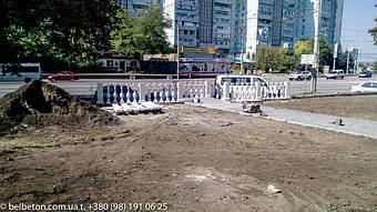 Балясины Днепр | Балюстрада бетонная в Днепре и Днепропетровской области 21