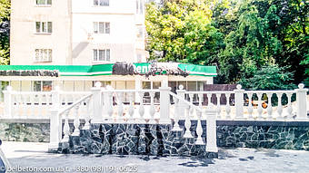 Балясины Днепр | Балюстрада бетонная в Днепре и Днепропетровской области 3