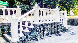 Балясины Днепр   Балюстрада бетонная в Днепре и Днепропетровской области