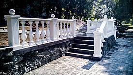 Балясины Днепр | Балюстрада бетонная в Днепре и Днепропетровской области 7
