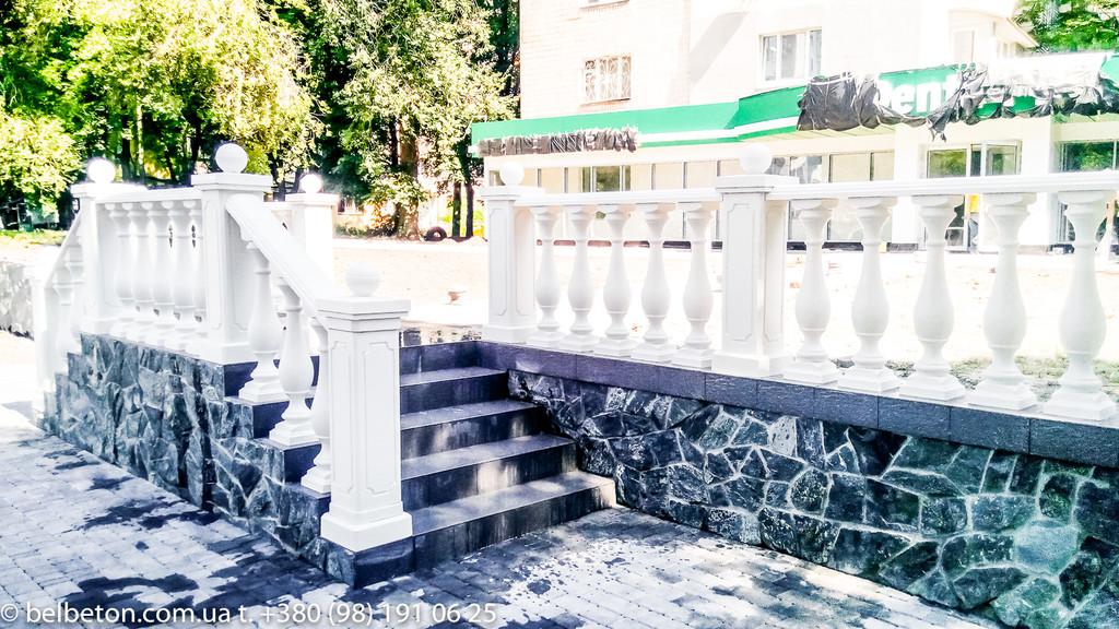 Балясины Днепр | Балюстрада бетонная в Днепре и Днепропетровской области 9