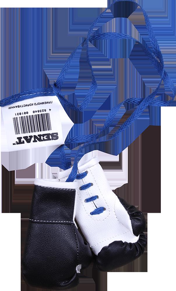 Сувенир Бокс, чёрно-белые, 1031-blk/wht