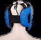 Шлем боксерский, синий, 1710-bl, фото 2