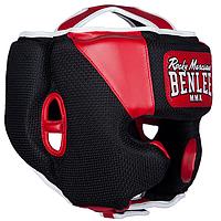 Защитный шлем BENLEE HARDHEAD черно-красный
