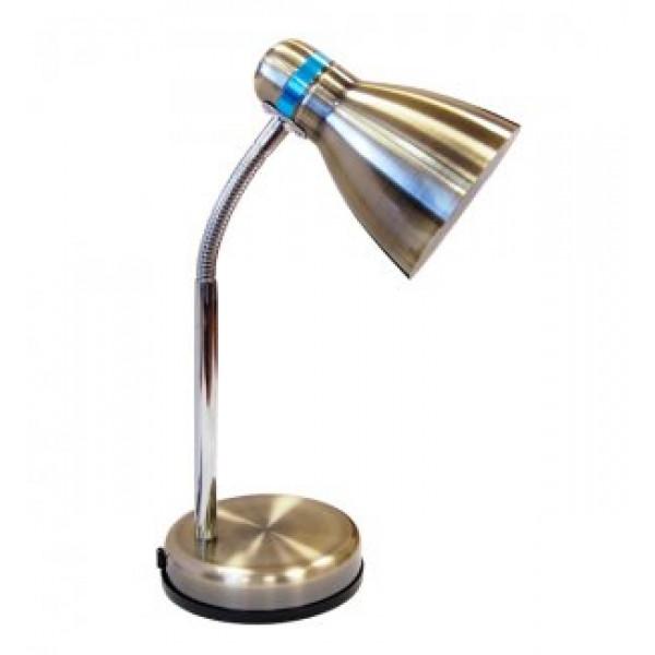 Настольная лампа DELUX TF-05 NEW Античная латунь.