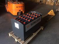 Тяговая аккумуляторная батарея Sunlight 48V 5PzS575 (575 Ач)