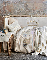 Комплект постельного белья для новорожденных Karaca Home Zuzu