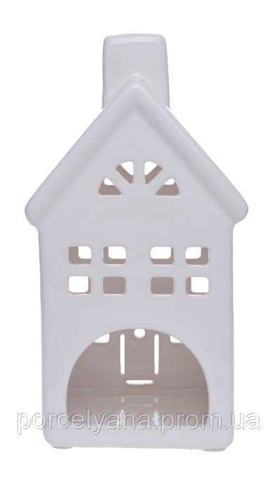 Подсвечник керамический домик 180мм