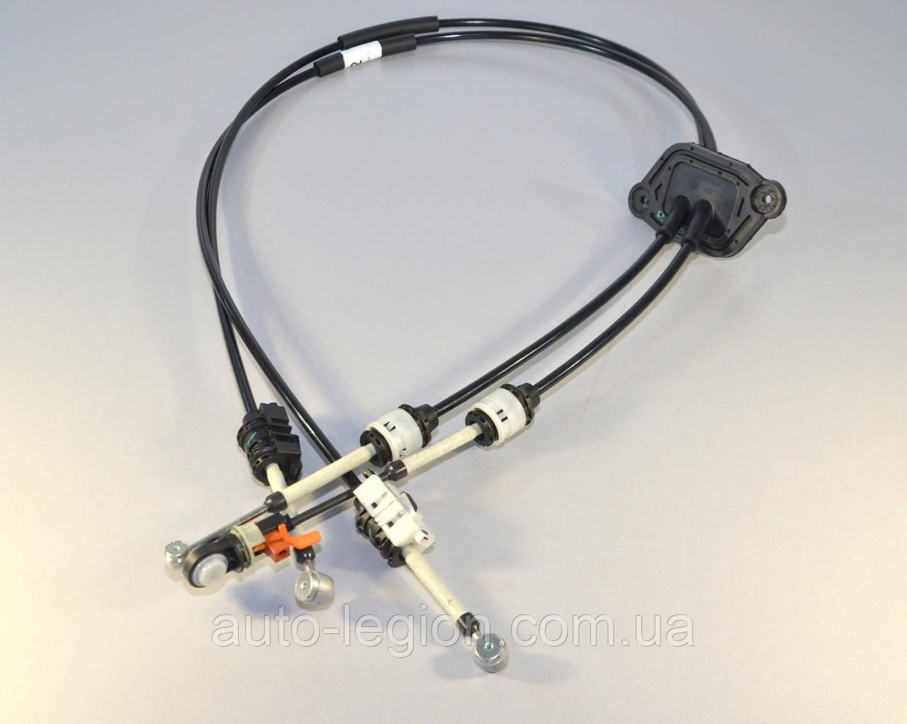 Троса переключения передач на Renault Master III 2010-> —  Renault (Оригинал) - 349358506R
