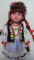 Декоративная кукла Украинка 50 см
