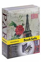 Книга сейф Париж 24см