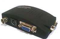 Модуль VGA преобразователь низкочастотного сигнала