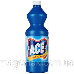 Жидкий отбеливатель ACE Gel Automat жидкий 1 л