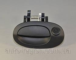 Ручка внутрішня, задніх дверей (распашенка) на Renault Kangoo 1998->2008 — RENAULT (Оригінал) - 8200153666
