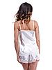 Шелковый комплект пижама Serenade, арт. 106, экри, фото 2