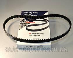 Ремень ГРМ на Renault Kangoo II 2008-> 1.6dCi (96 зубцов) — Hutchinson - HH 096 HTDP 17