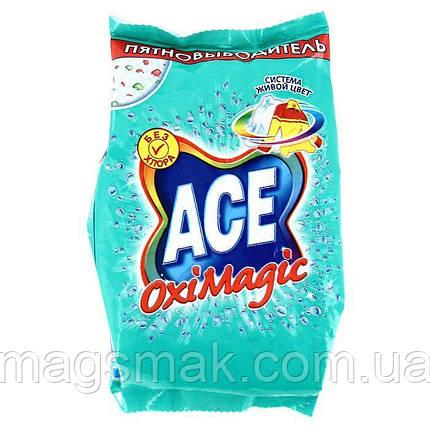 Пятновыводитель ACE Oxi Magic 200 г, фото 2