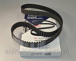 Ремень ГРМ на Renault Kangoo 1997->2008 1.6dCi 16V (132 зубца) — Hutchinson - HH 132 HTDP 27