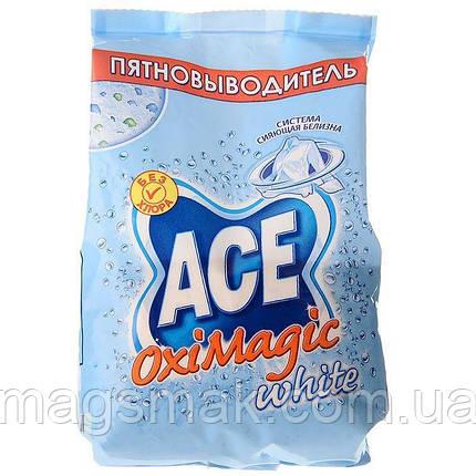 Пятновыводитель ACE Oxi Magic White 200 г, фото 2