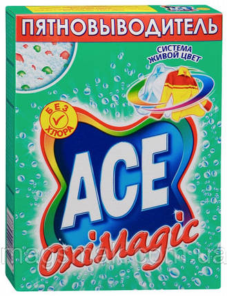 Пятновыводитель ACE Oxi Magic 500 г, фото 2