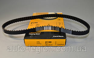 Ремень ГРМ на Renault Dokker 12-> 1.6 (96 зубцов) — Contitech (Германия) - CT 988