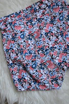 Шорты с запАхом в цветочный принт New Look, фото 2