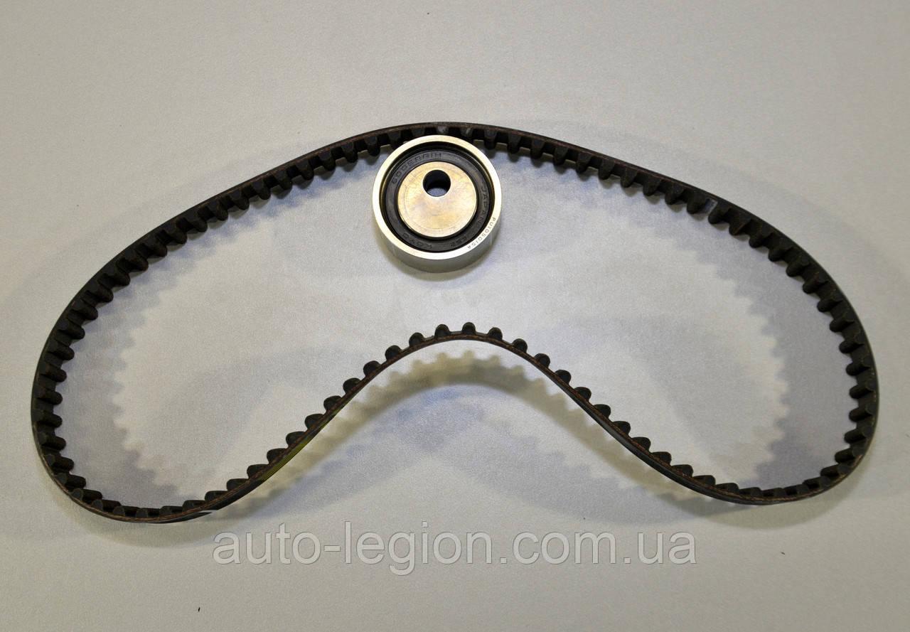 Комплект натяжитель + ремень ГРМ на Renault Kangoo 97->2008  1.2D  — Renault (Оригинал) - 7701477013