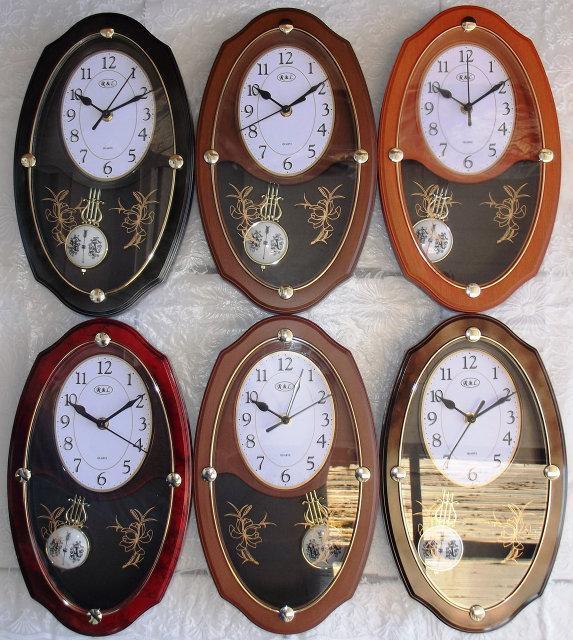 Часы настенные R*L для дома и офиса RL-M1022 n/m