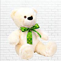 Детская мягкая игрушка, плюшевый мишка Тед,белый