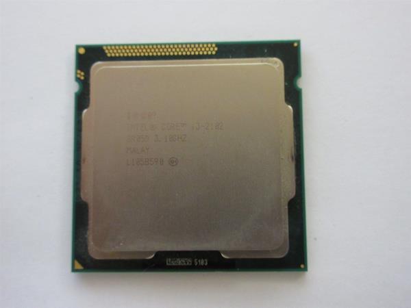 Процессор 2 ядра Intel CORE i3-2102 LGA1155