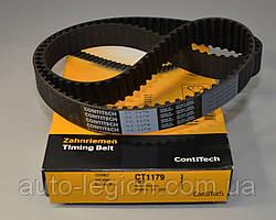 Ремнь ГРМ на Renault Kangoo 97->08 1.6 16V (132 зубцов)? —  Contitech  (Германия) - CT 1179