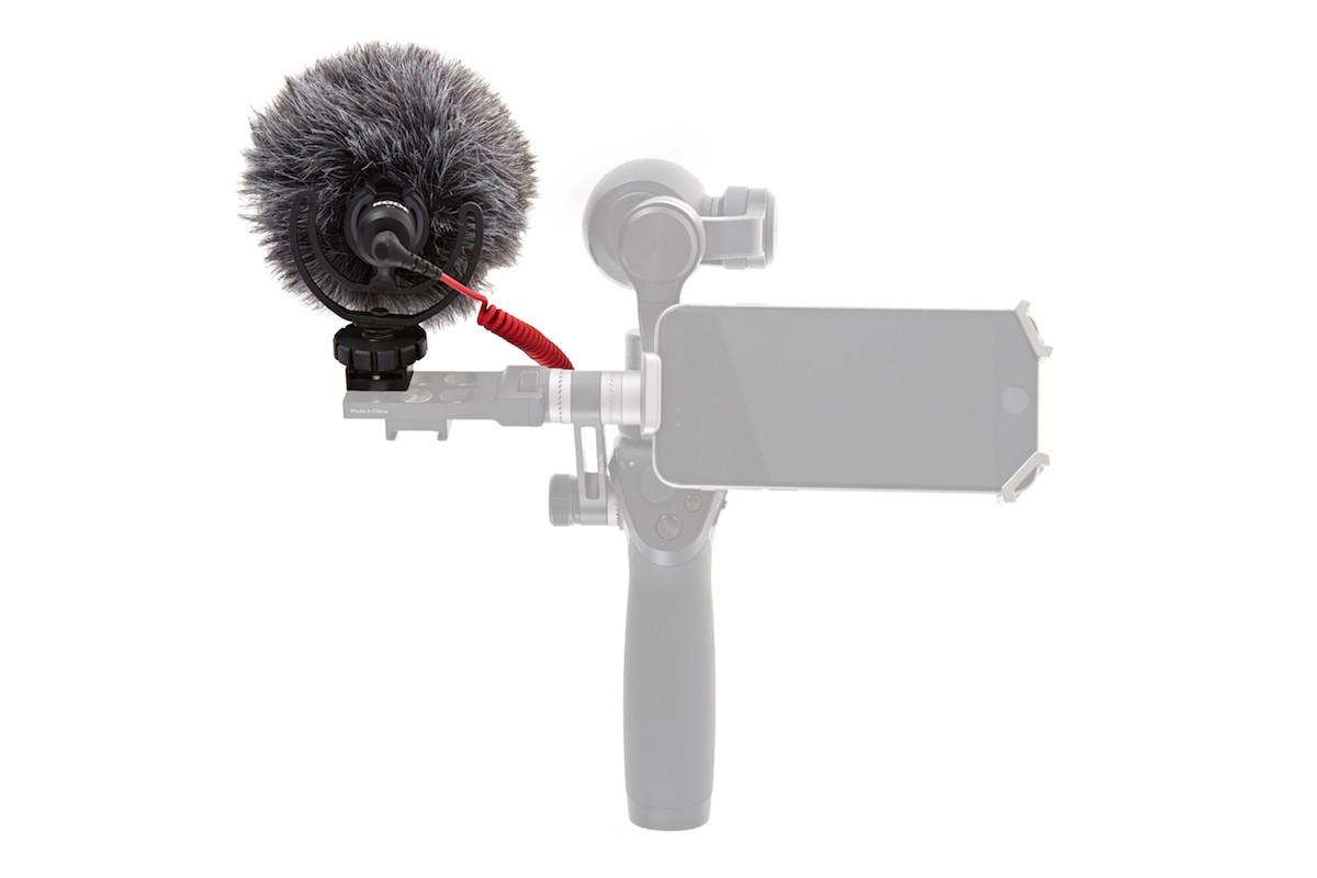 Микрофон RODE для OSMO