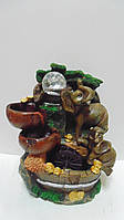 Комнатный фонтан «Оазис для слонов» размер 25*20*15