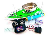 Прикормочный кораблик для рыбалки Fishing Boat Tornado 2  new