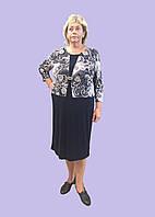 """Сукні від виробника """"Імітація костюма"""", р. 54-62. Модель № 089"""