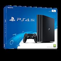 Игровая приставка ps 4 pro Sony PlayStation 4 Pro