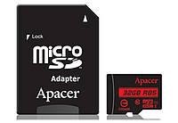 Картка пам*ятi Apacer microSDHC UHS-I 32GB сlass10 б/п