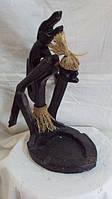 Пепельница деревянная Маори размер 35*16
