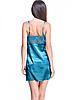 Шёлковая сорочка, ночная рубашка Serenade, арт. 422, цвет изумрудный, фото 2