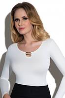 Женская блузка Marta Eldar цвета экри. Коллекция осень-зима 2017-2018.