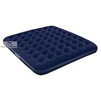 Надувной матрас BestWay 67004 King mattress (203x183x22 cм )