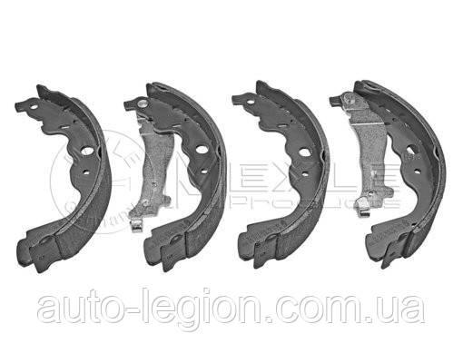 Барабанные тормозные колодки (задние) Renault Dokker 12-> —  Meyle (Германия) -MY16-145330016