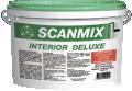 Декоративная краска Scanmix Interior Deluxe влагостойкая (10 л)