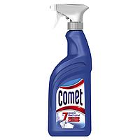 Чистящий спрей COMET для ванной комнаты 500 мл